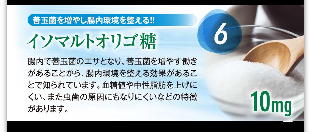 善玉菌を増やし腸内環境を整える!!